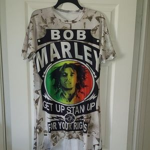 Bob Marley Shirt/Dress